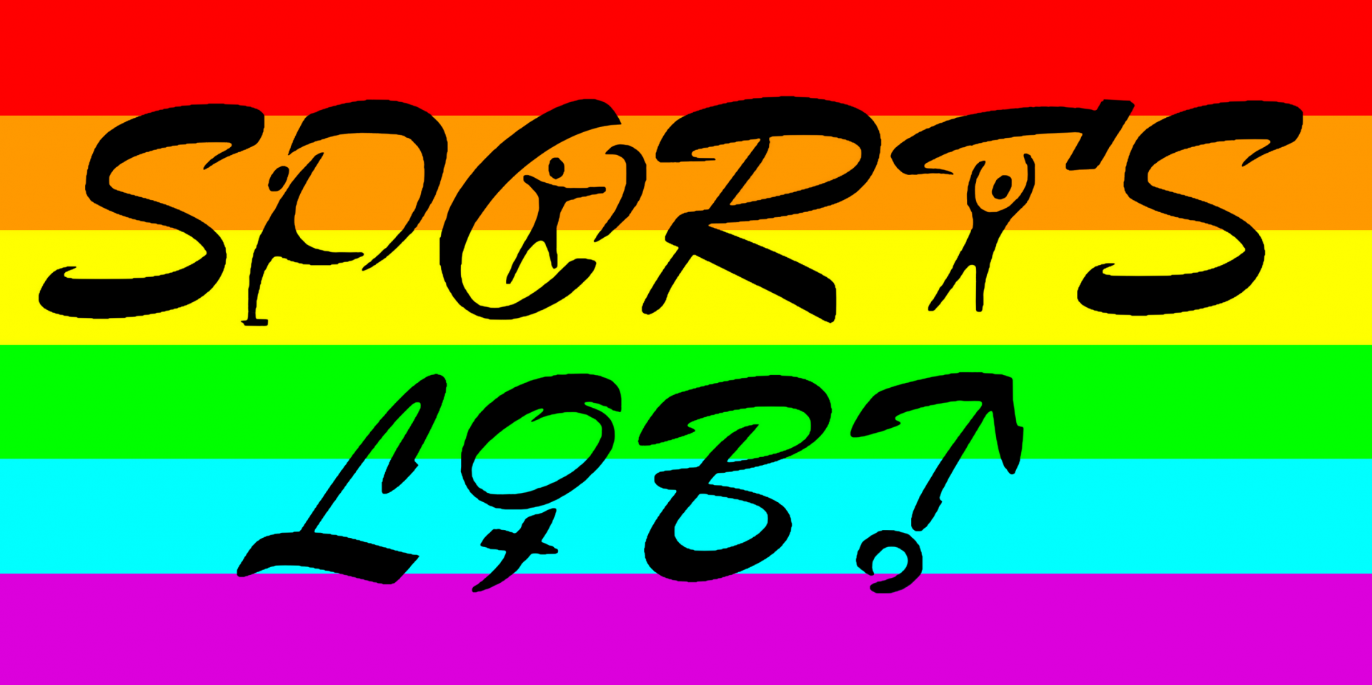 Logo sport lgbt